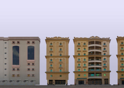 20 Streets for Qatar Townscape