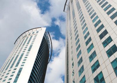 Alfardan Twin Towers